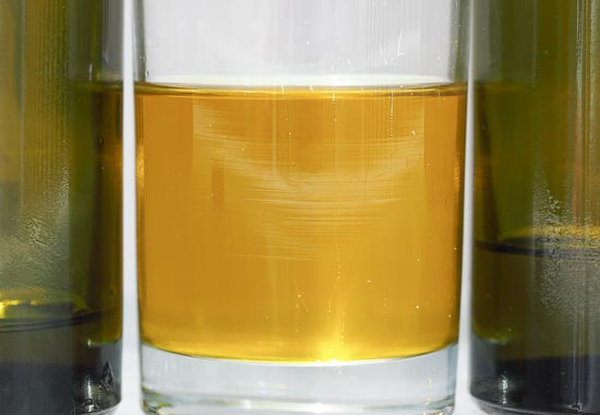 Is olive oil the only healthy oil?