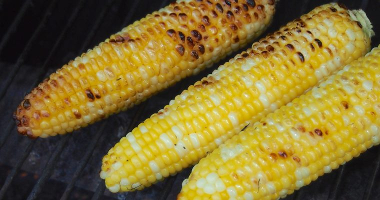 What's summer without corn on the cob?