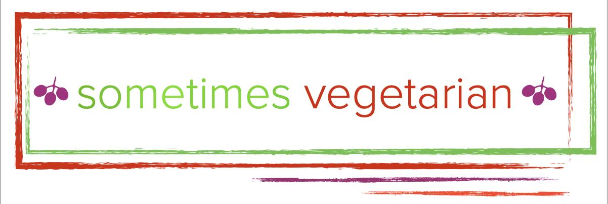 Sometimes Vegetarian